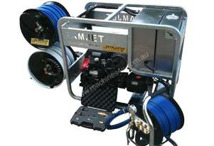 RAMJET 5000 Self-contained water/sewer jetter