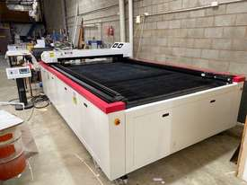RARE OPPORTUNITY - Used 2016 Flat-Bed Laser Cutting Machine... - picture0' - Click to enlarge