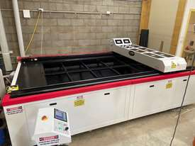 RARE OPPORTUNITY - Used 2016 Flat-Bed Laser Cutting Machine... - picture3' - Click to enlarge