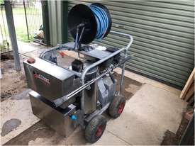 $5,800 Hot Water Pressure Washer  - picture0' - Click to enlarge