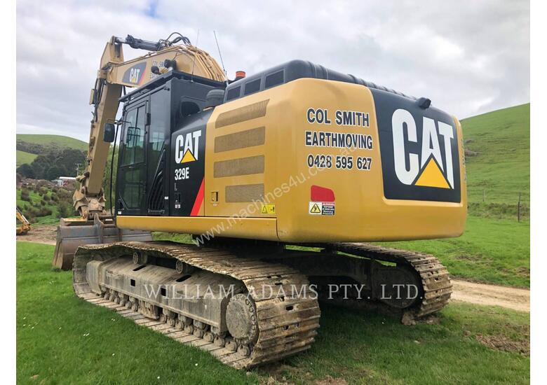 CATERPILLAR 329EL Track Excavators