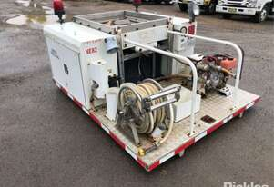 2005, ICR Engineering, Fire Fighting Unit, Fitted With Aussie Pumps Water Pump, Yanmar Air Cooled Di