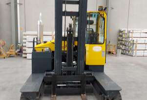 Multi Directional Forklift - as new