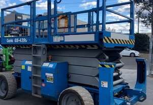 Genie GS4390RT - 43ft Rough Terrain Scissor Lift