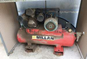 Mcmillan   C75 Air Compressor
