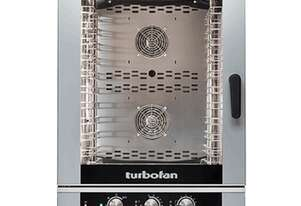 Turbofan EC40M10 - Full Size 10 Tray Manual / Electric Combi Oven