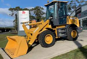NEW Articulated Compact Wheel Loader - PRICED TO GO