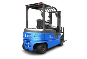 BYD ECB35 Lithium(LiFePo4) Counterbalance Forklift