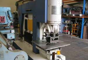 Steelmaster 70 Ton Double Cylinder Punch And Shear