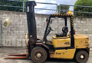 4.5T LPG Counterbalance Forklift
