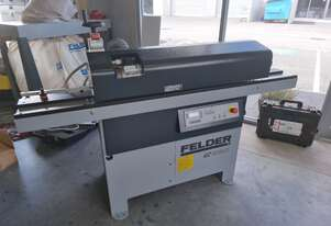 Hot Melt Edgebander Single Phase