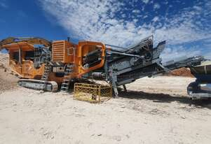 Used 2019 Striker HQR1112 Recirc Impactor