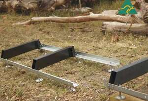 2 Metre Track Extension to suit GT34 Portable Sawmill