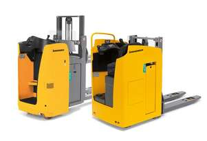ESD 120 Stand-on/ sideways-seated stacker