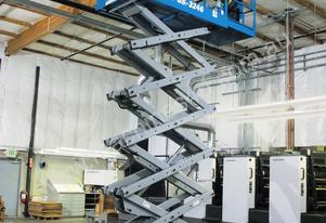 Genie GS3246 32 foot 1.2 m Wide Scissor Lift