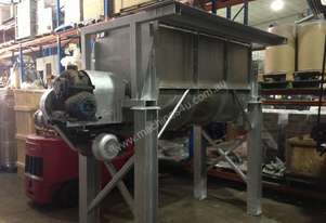 Ribbon Blender Mixer 1700 liter Capacity