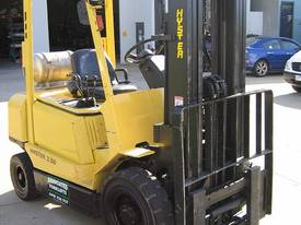 HYSTER 2.5t LPG Forklift with Container mast - picture6' - Click to enlarge