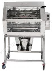 Semak D24S Digital Supermarket Rotisserie 24 Bird