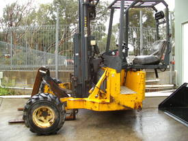 kooi appt , 2500kg , 3x3 , sizzor reach , push off - picture1' - Click to enlarge