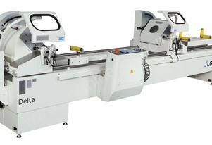LGF Delta Swing Digit Cutting off Machine