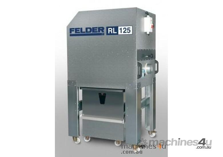 Felder RL125 Dust Extractor - SINGLE PHASE