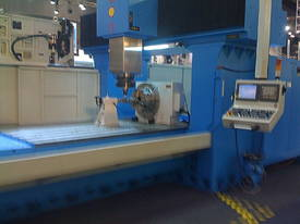 Eumach Ram Type Twin Column VMC Machining Centre - picture10' - Click to enlarge