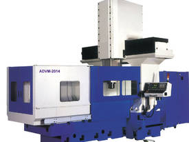 Eumach Ram Type Twin Column VMC Machining Centre - picture9' - Click to enlarge