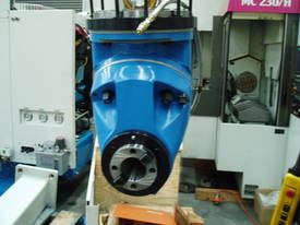 Eumach Ram Type Twin Column VMC Machining Centre - picture7' - Click to enlarge