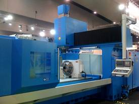 Eumach Ram Type Twin Column VMC Machining Centre - picture2' - Click to enlarge