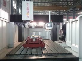 Eumach Ram Type Twin Column VMC Machining Centre - picture16' - Click to enlarge