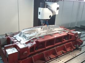 Eumach Ram Type Twin Column VMC Machining Centre - picture17' - Click to enlarge