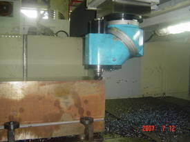 Eumach Ram Type Twin Column VMC Machining Centre - picture18' - Click to enlarge