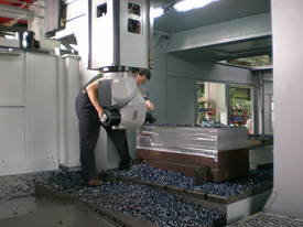Eumach Ram Type Twin Column VMC Machining Centre - picture19' - Click to enlarge
