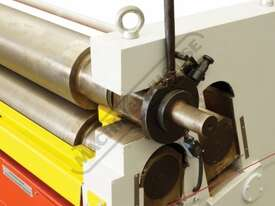 AR-3106 Motorised Plate Curving Rolls 3100 x 6mm Mild Steel Capacity Initial Pinch Design - picture8' - Click to enlarge