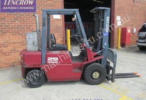 Flame Proof Diesel forklift for Hire