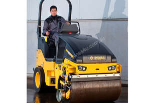 Bomag BW120AC-5 Tandem Light Rollers
