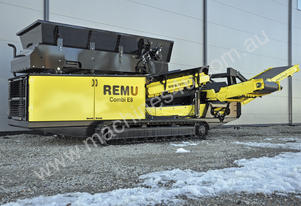 Remu   Screening Plant Combi E8