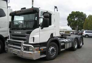 2005 SCANIA P420 DAY CAB FOR SALE