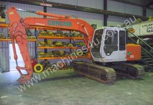 HITACHI EX120-2 EXCAVATOR *WRECKING*