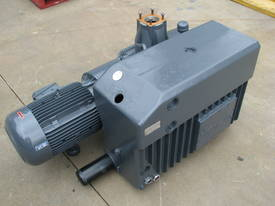 Large Industrial Rotary Vane Vacuum Pump - picture2' - Click to enlarge