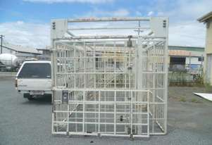 2008 STOCK CRATE STEEL FRAME