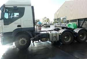 Iveco 2008   STRALIS AT 500