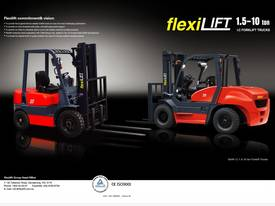 All New Value Packed Flexilift FG Series Dual Fuel - picture0' - Click to enlarge