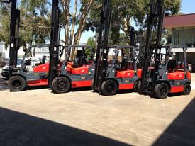 All New Value Packed Flexilift FG Series Dual Fuel - picture2' - Click to enlarge