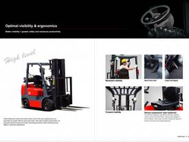 All New Value Packed Flexilift FG Series Dual Fuel - picture3' - Click to enlarge