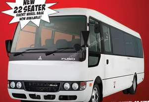 Fuso New   Rosa Bus BE64D