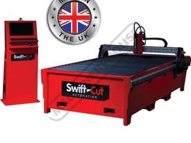 Swiftcut 3000W CNC Plasma Cutting Table Water Tray System, Hypertherm Powermax 125 Cuts up to 25mm - picture0' - Click to enlarge