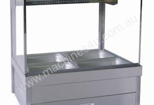 Roband S22 SQUARE GLASS FOOD BAR