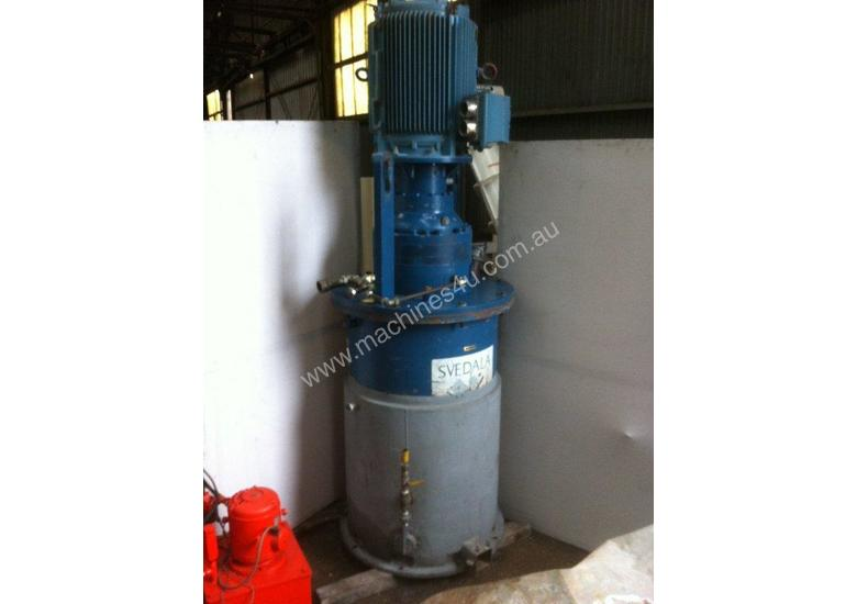 Svedala Metso Vertical Agitated Grinding Mill
