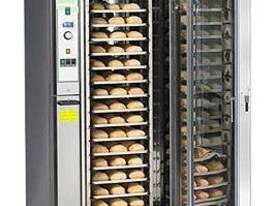 Compact Rotary Rack Oven - picture0' - Click to enlarge